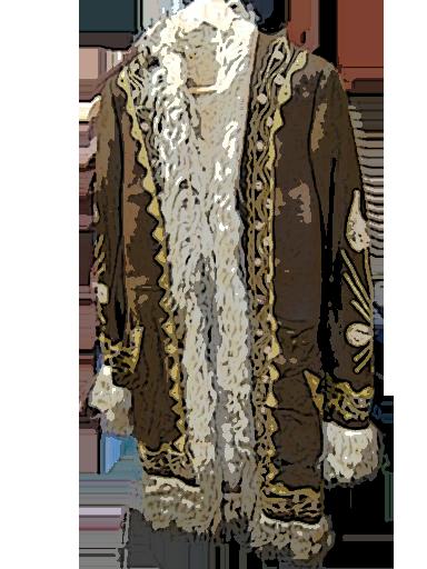 afghan coat 1