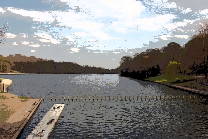 Big Lake Roundhay