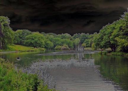 Upper Lake Roundhay