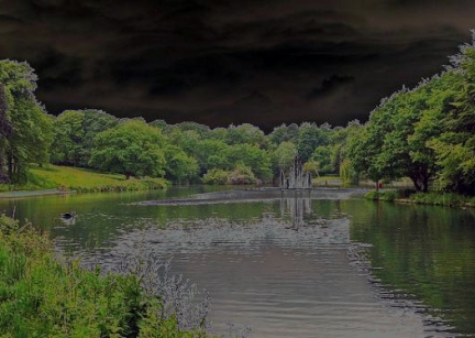 Upper Lake Roundhay