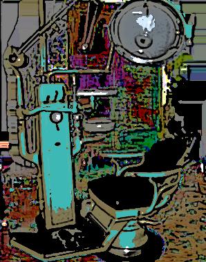 Dentist chair 1