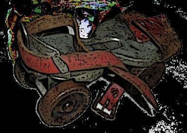 Roller Skate 1