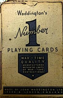 Waddington's cards 1