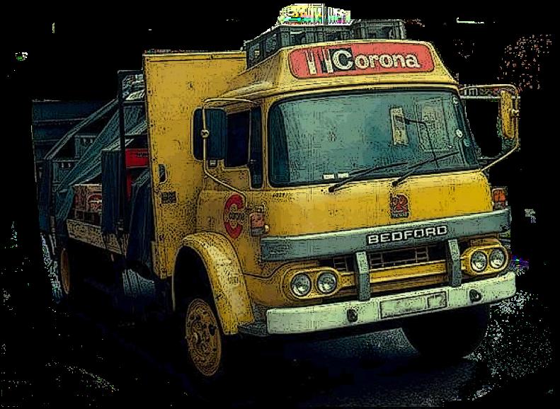 corona van