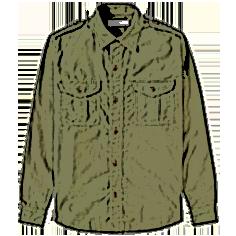 Scout shirt 2