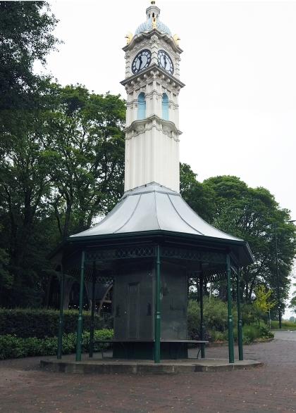 Oakwood Clock