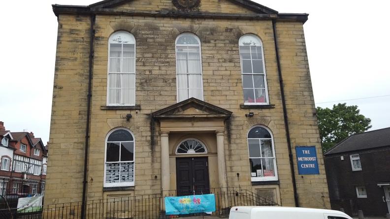 Methodist Hall 1