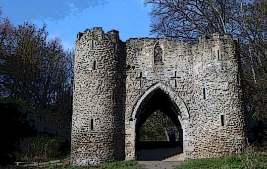 Rounday Castle Folly