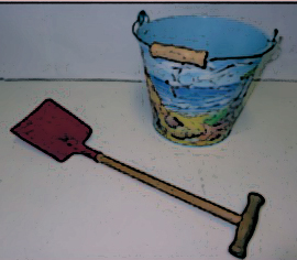 Bucket and spade a