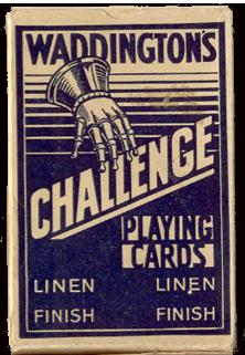 Waddingtons cards 1
