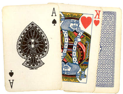 Waddingtons cards 2