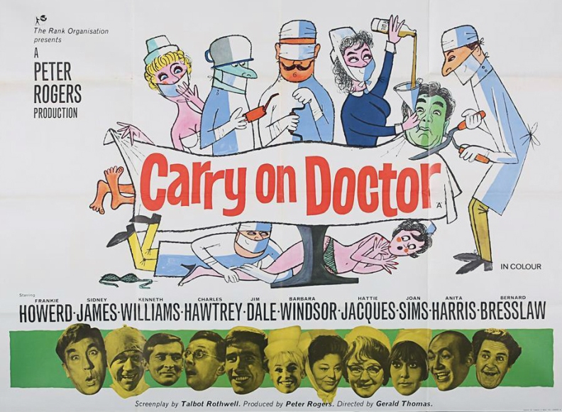 Carry On Dr