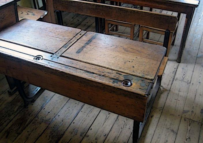 Desks and Ink Wells