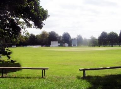 North Leeds Cricket Club and soldiers field
